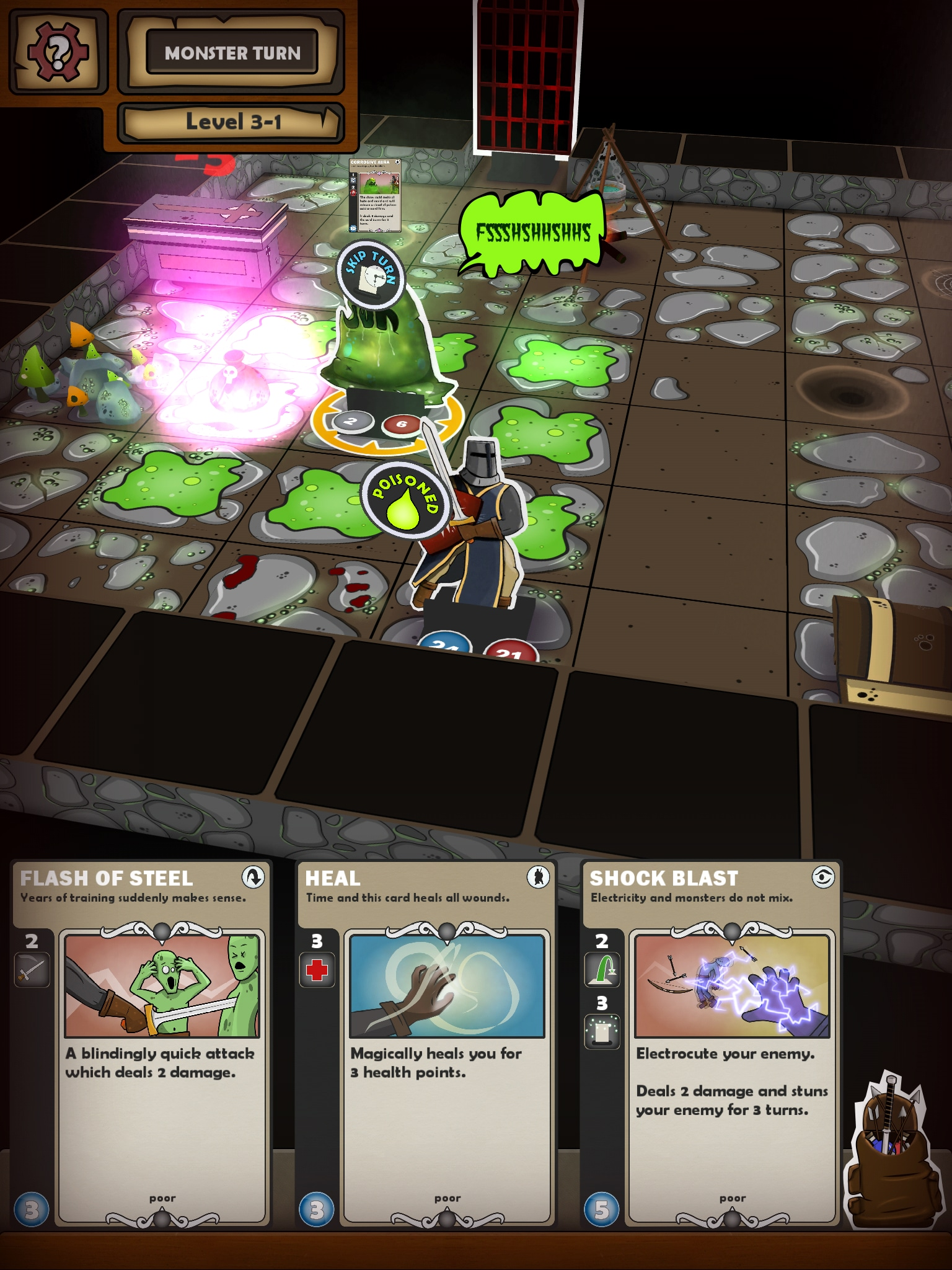 Card Dungeon Android (3)