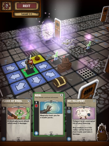 Card Dungeon Android (8)