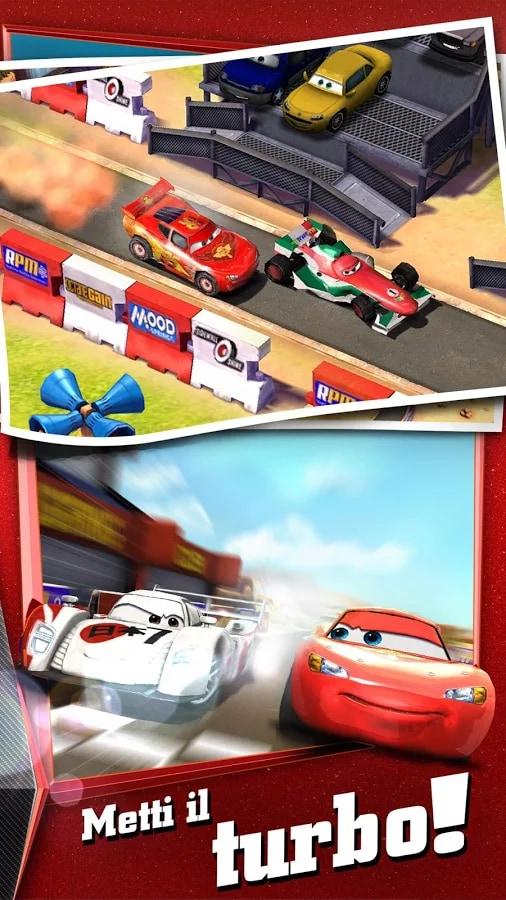 Cars veloci come Saetta Android (1)