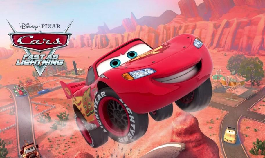 Cars veloci come Saetta Header