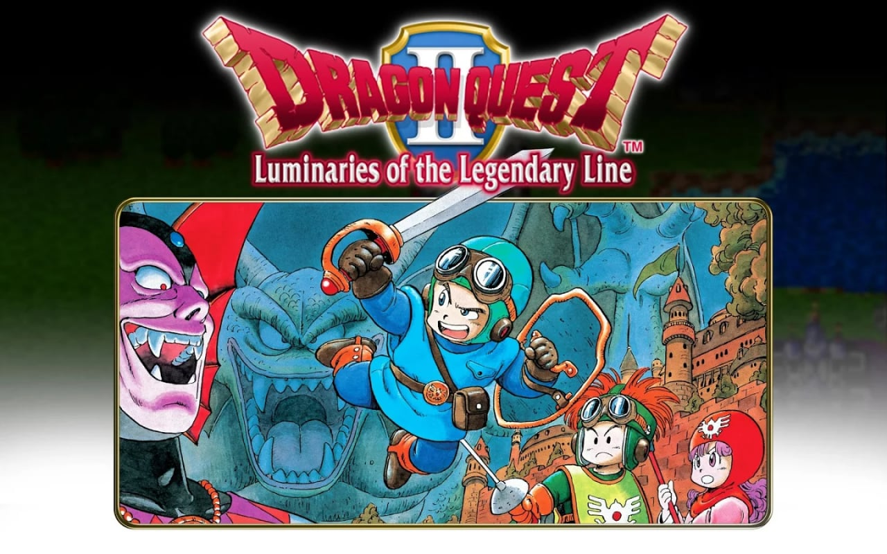 DRAGON QUEST II Android Header
