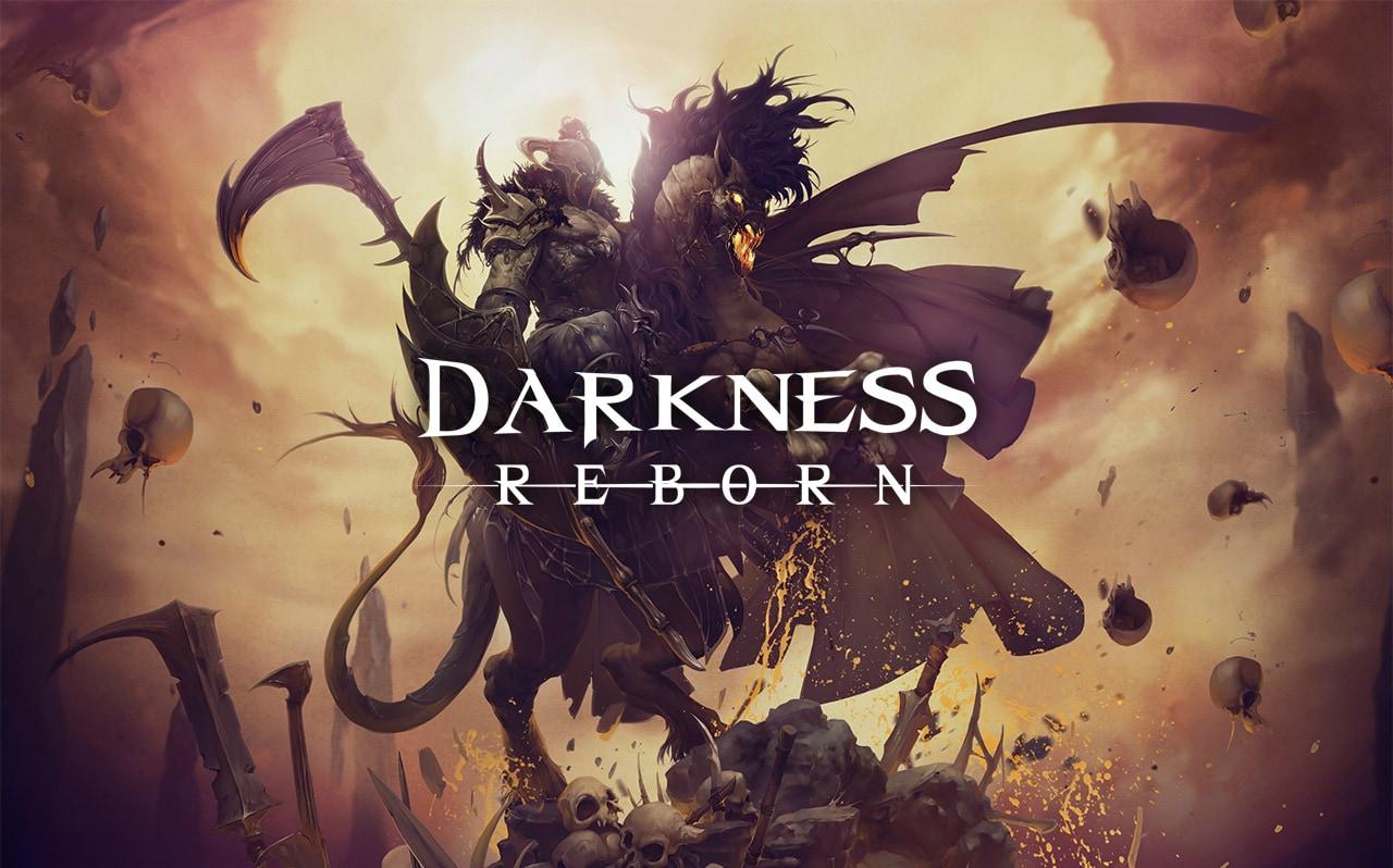 Darkness Reborn: filmato, screenshot e data di uscita dello spettacolare action 3D di Gamevil (foto e video)