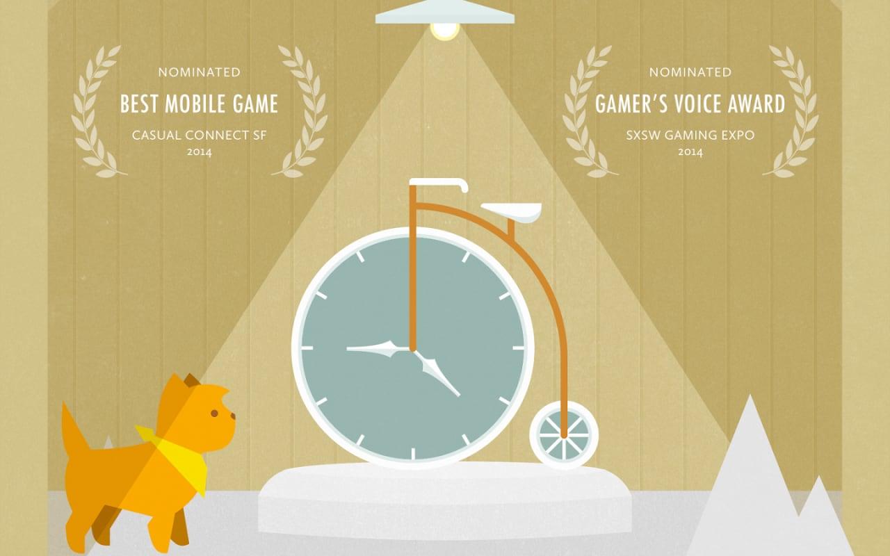 Doggins: un'avventura grafica onirica creata da marito e moglie (foto e video)