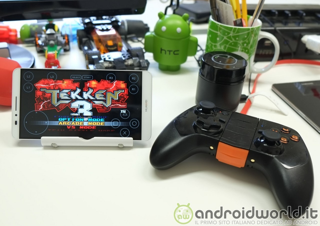 FPse Emulare PlayStation PSone Android