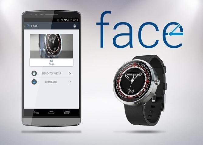 Face for Wear, la nuova app per cambiare volto ai nostri smartwatch