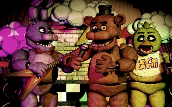 Five Nights At Freddy's 2 terrorizzerà anche i giocatori su smartphone e tablet (video)
