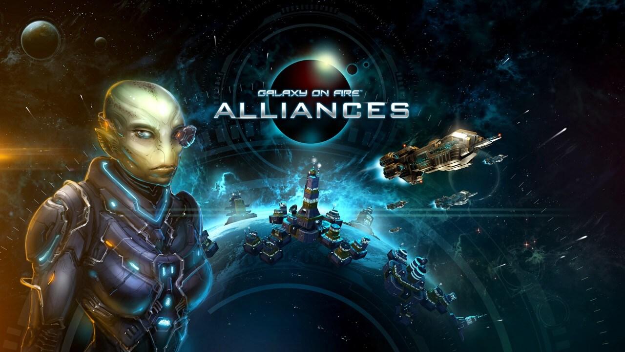 Galaxy on Fire - Alliances: l'MMO spaziale strategico gratuito arriva su Android (foto e video)