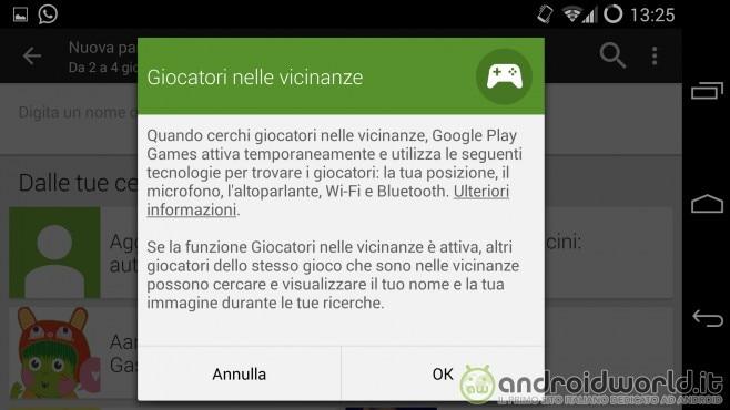 Giocatori nelle vicinanze Google Play Games - 2