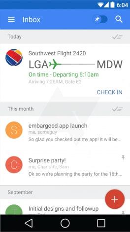 Google BigTop screenshot -1