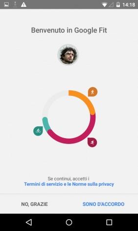 Google Fit - 2