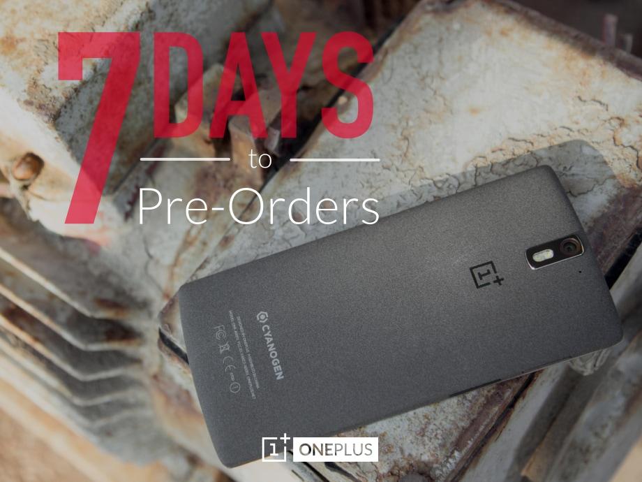 Preordine OnePlus One