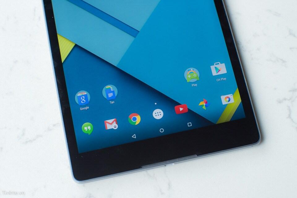 HTC Nexus 9: ecco i primi sample fotografici e video hands-on