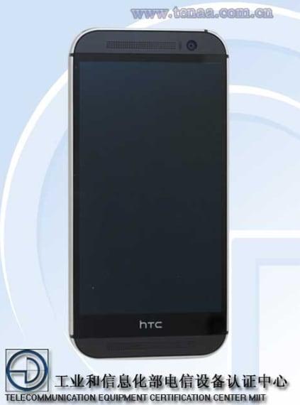 HTC One (M8 Eye) passa da TENAA in Cina (foto)