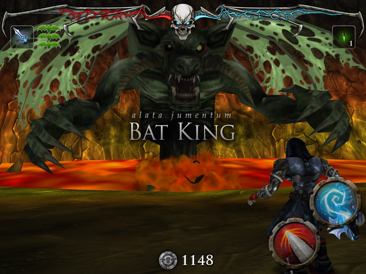 Hail to the King Deathbat Android (5)