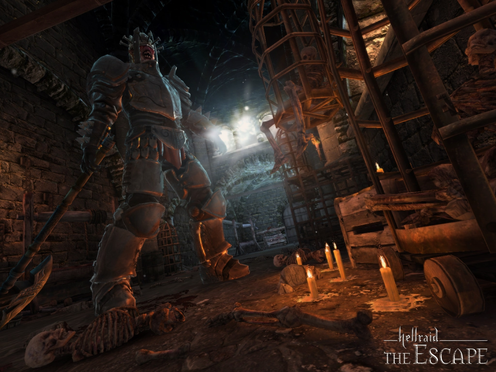 Hellraid The Escape Android (1)