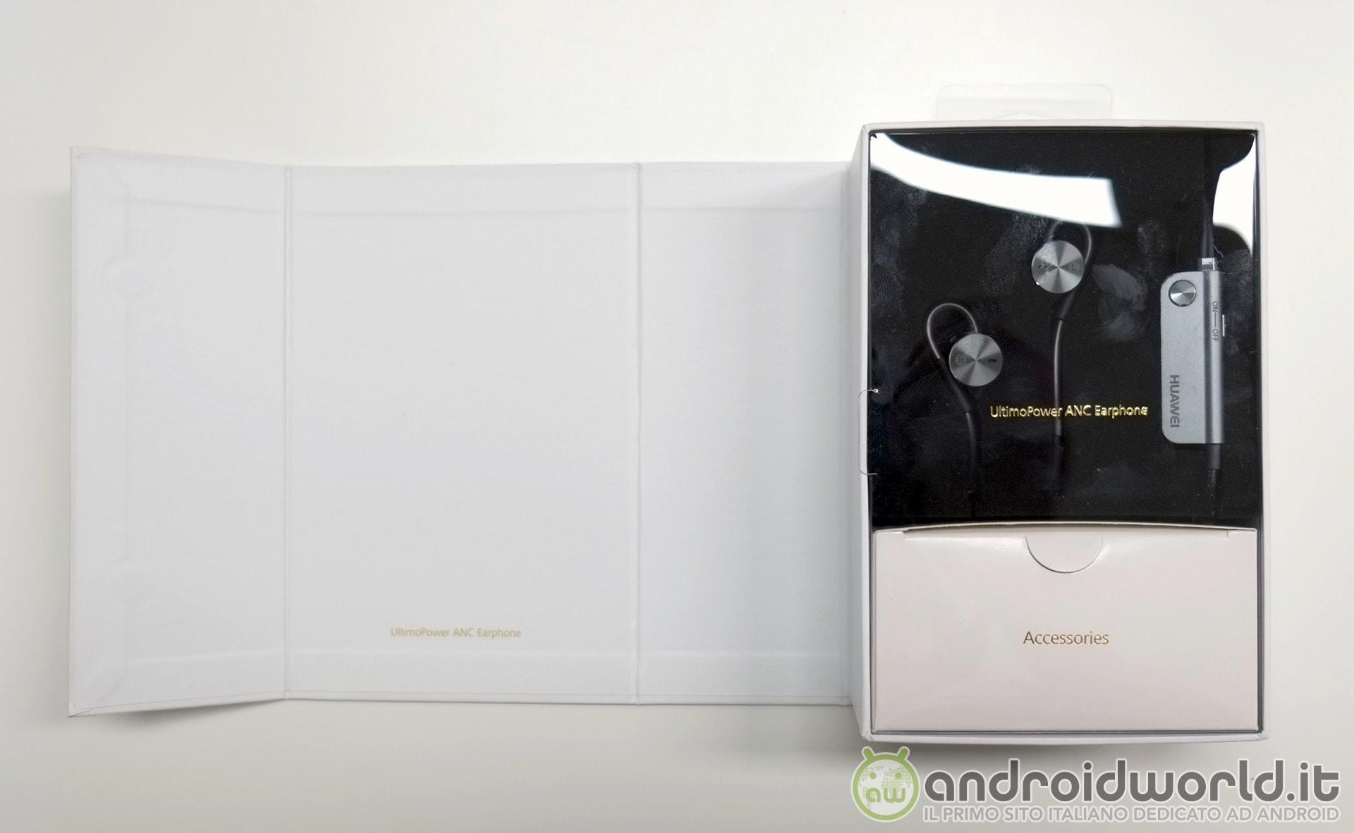 Huawei Ultimopower Anc Auricolari A Cancellazione Del