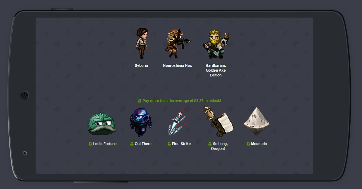 Humble Mobile Bundle 9 Update