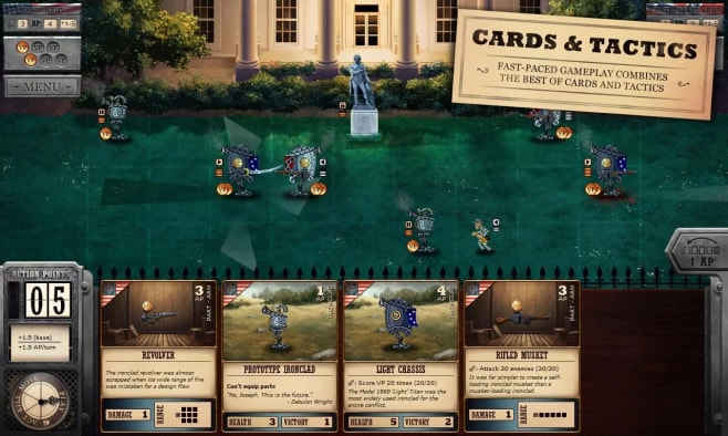 Ironclad Tactics Android (3)