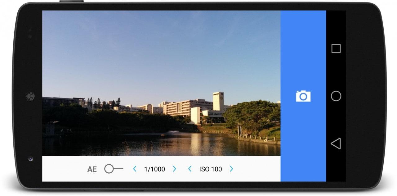 I miglioramenti fotografici di Android 5.0 Lollipop (foto)
