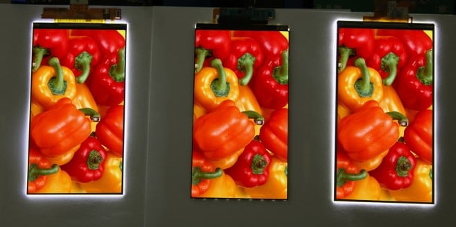 LG Display edge-to-edge più piccolo al mondo - 00001