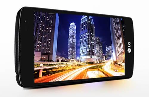 LG F60 ufficiale: un entry-level con supporto LTE (foto)