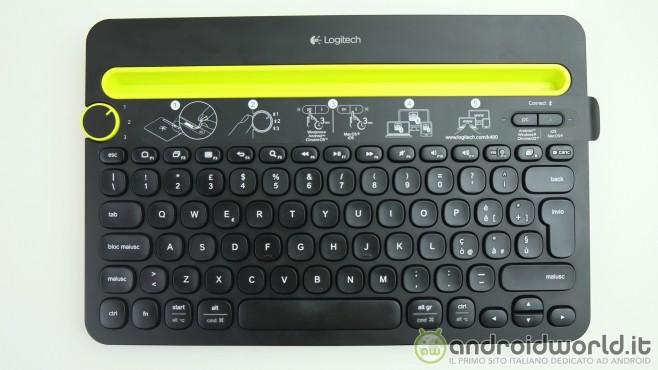 Logitech Tastiera Bluetooth K480 - 10