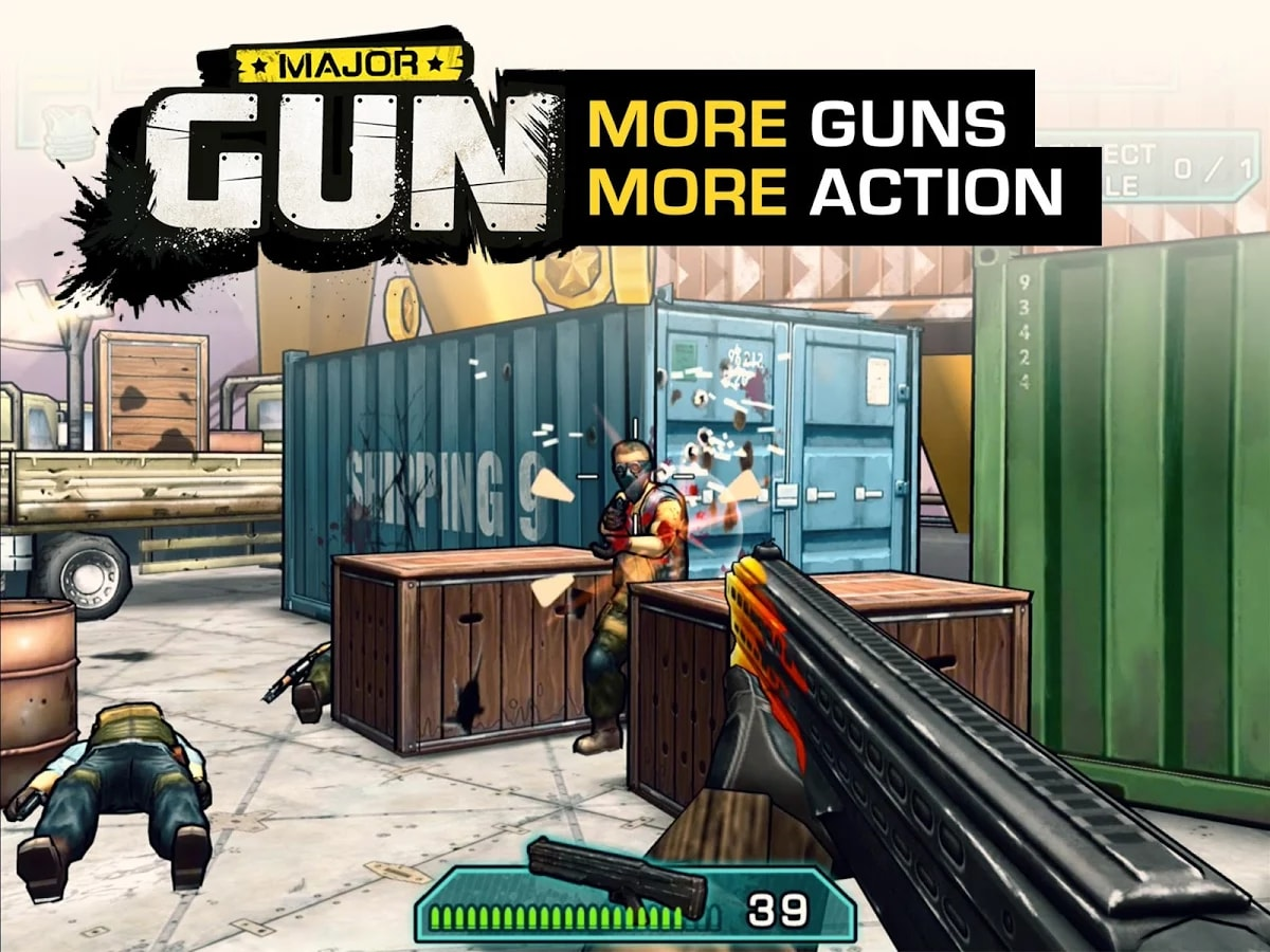 Major GUN Android (1)