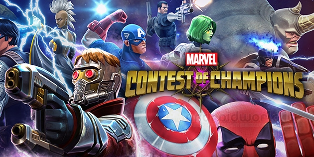 Marvel Contest of Champions new header
