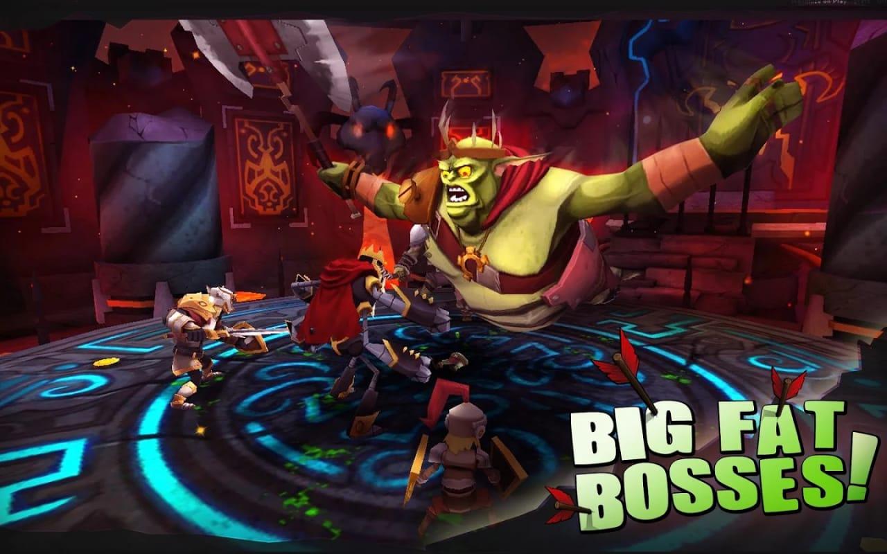 Might & Mayhem: nuovo strategico a turni free-to-play disponibile sul Play Store (foto e video)