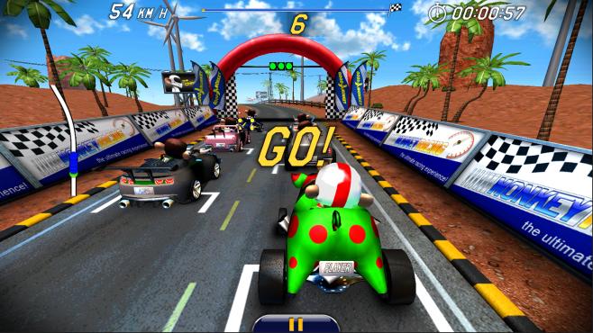 Monkey Racing (3)