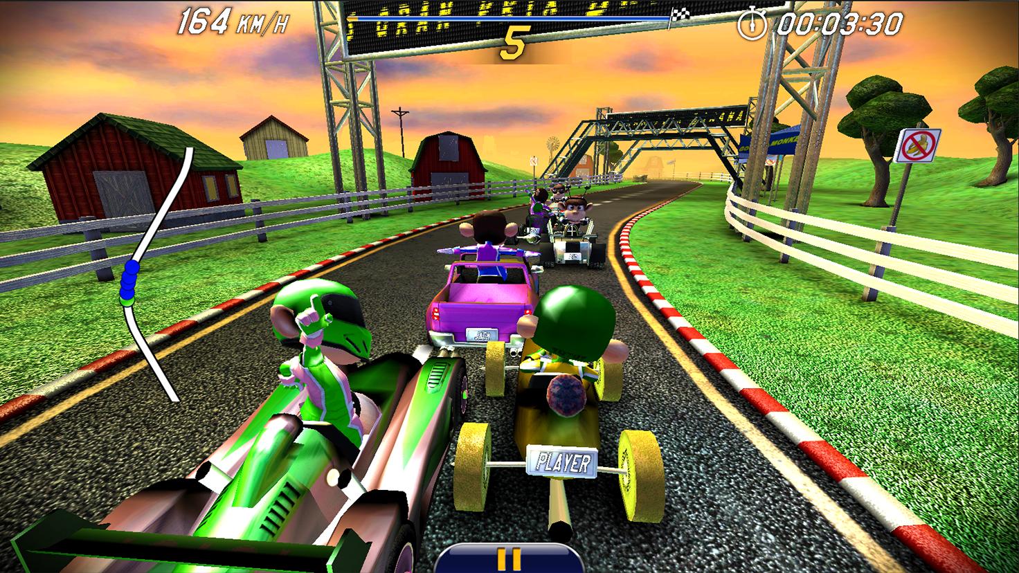 Monkey Racing (5)
