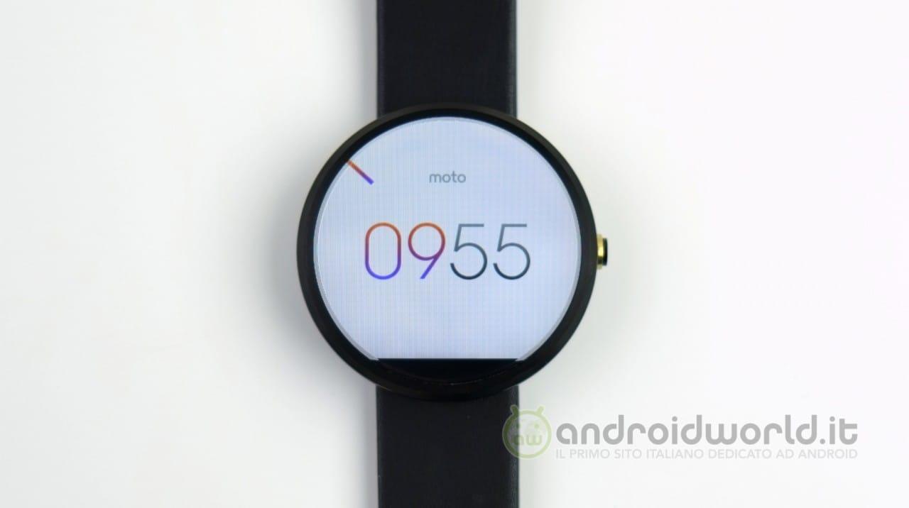 Niente Android Wear 2.0 per Motorola Moto 360 (2014)