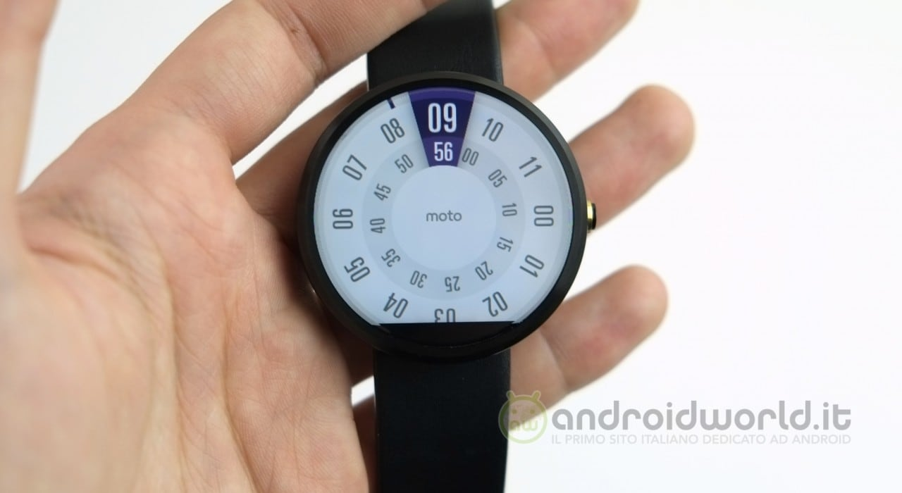 Moto 360 e Caricabatterie Turbo Motorola pronti per il Play Store in Italia