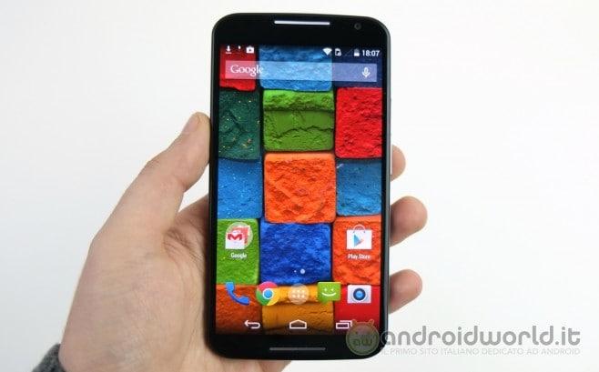 Motorola Moto X 201403
