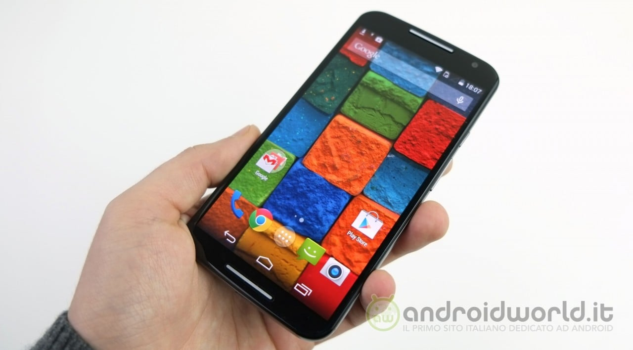 Anche Moto X (2014) si sta aggiornando ad Android 6.0 Marshmallow (foto)