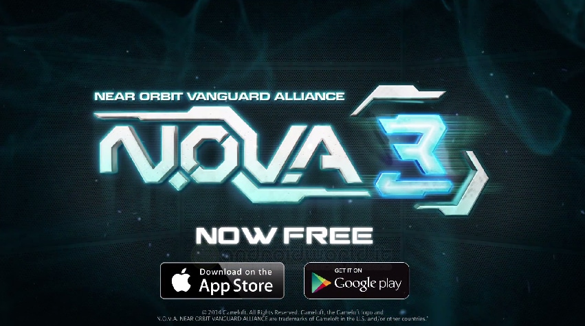 NOVA 3 Free-to-play Android