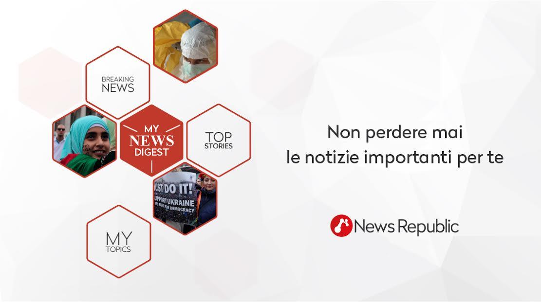 News Republic si rinnova e introduce il My news digest