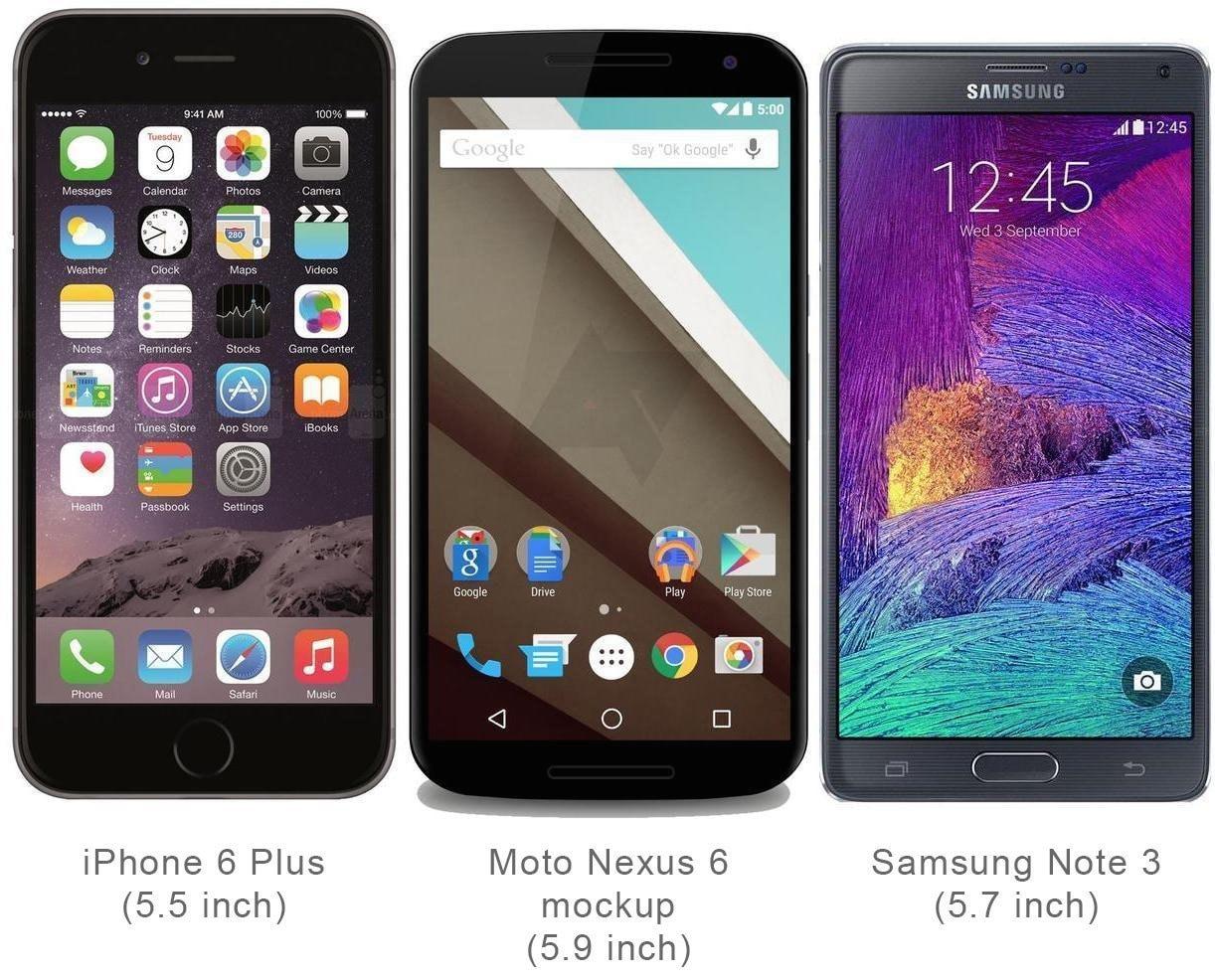 Nexus 6 dimensioni -6