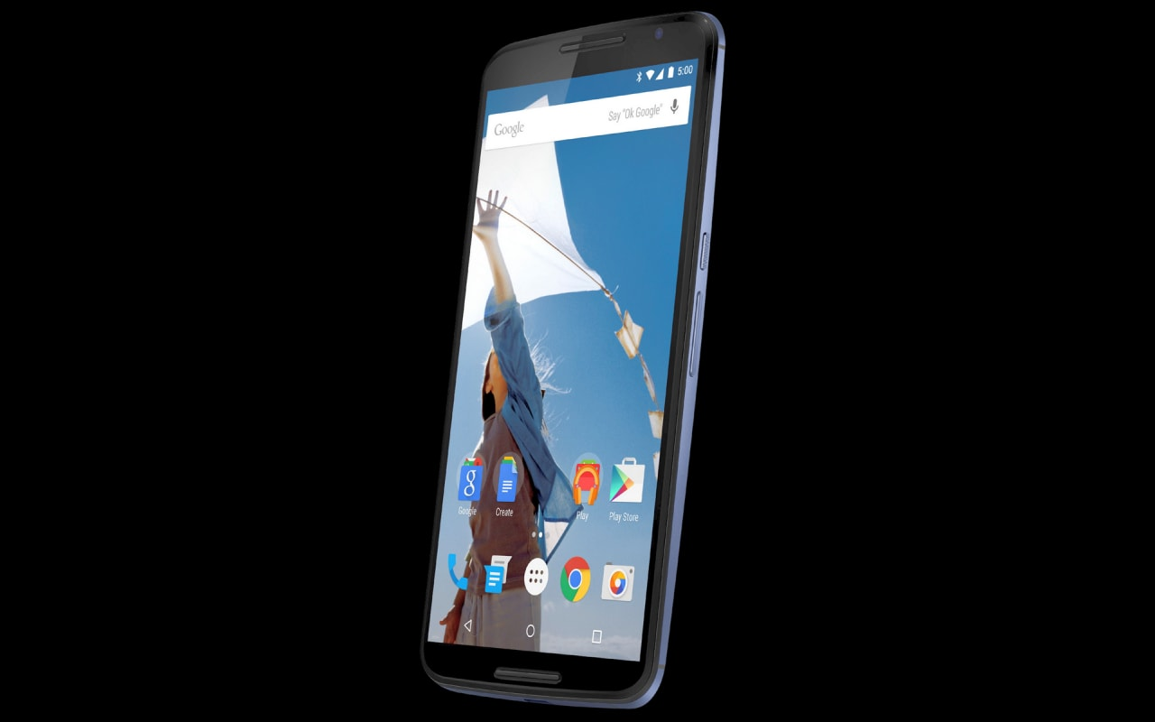"Motorola Nexus 6 in un presunto render ufficiale che ""conferma"" Android 5.0"