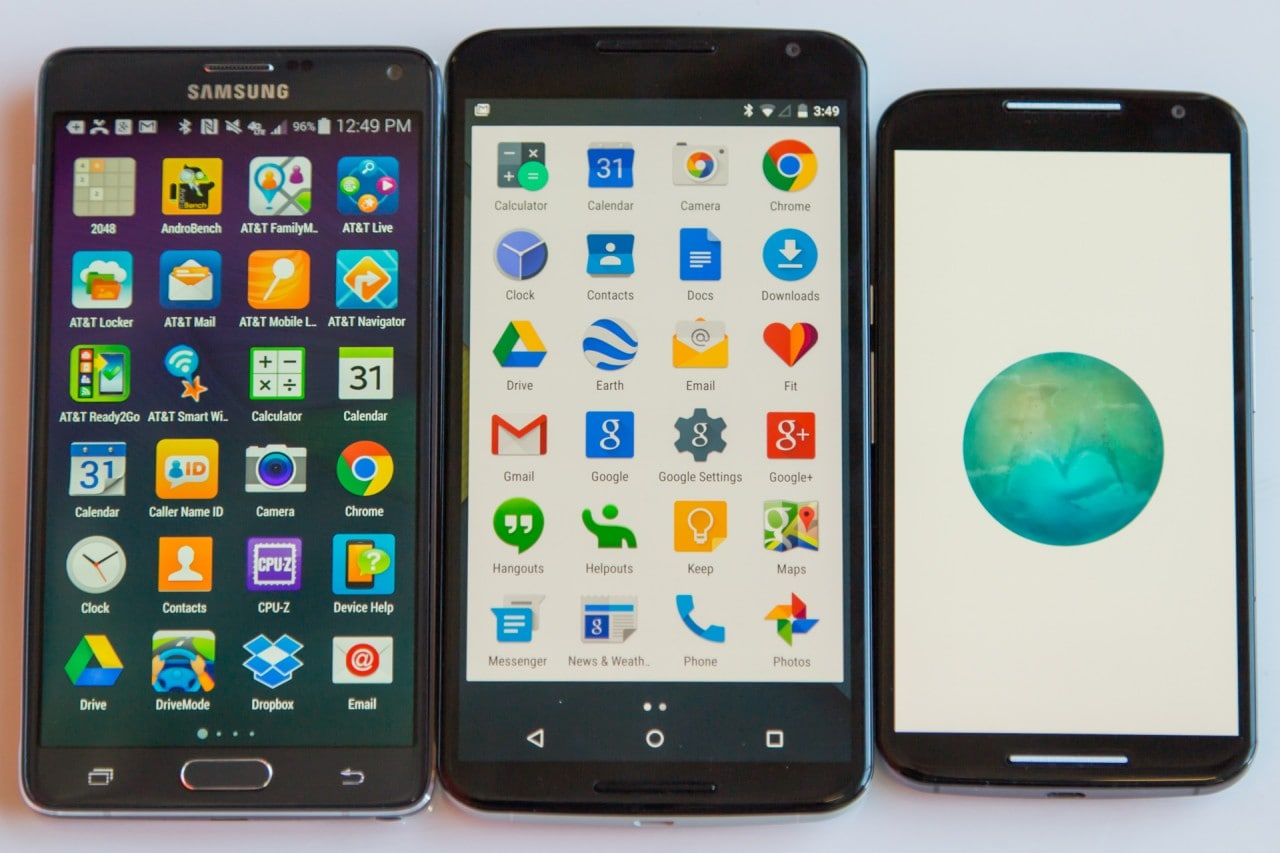 Nexus 6 ha i comandi vocali, anche a schermo spento, migliori di quelli di Moto X (2014)