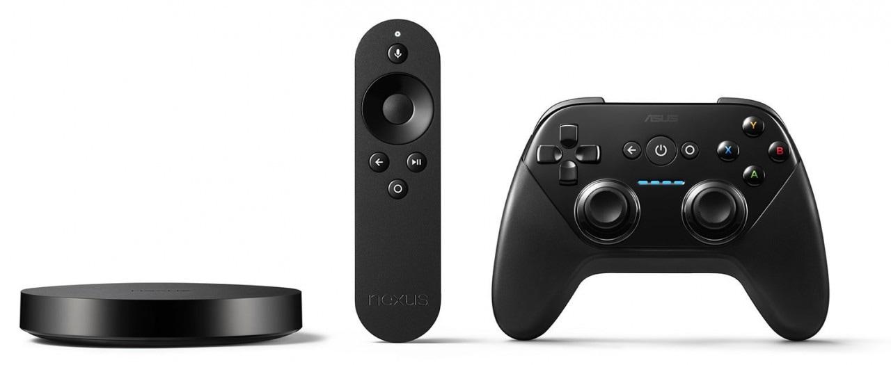 Nexus Player ufficiale: il box con Android TV di Google e ASUS (foto e video)