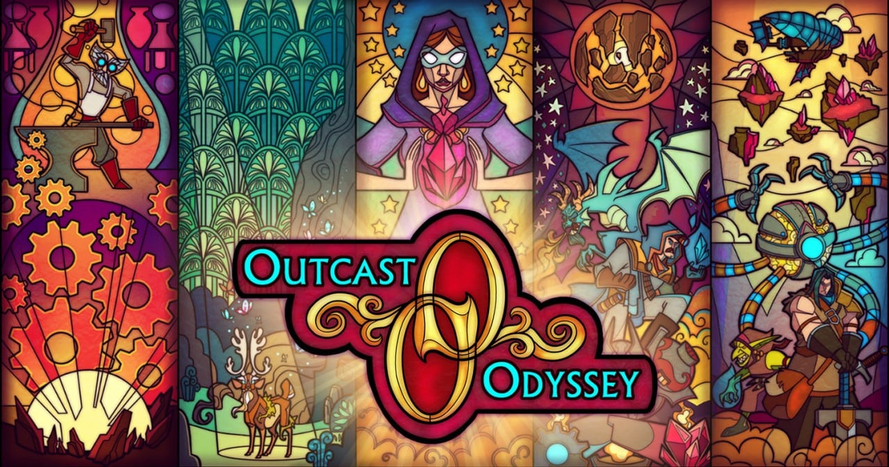 Outcast Odyssey: il nuovo card game free-to-play di Bandai Namco arriva su Android (foto e video)