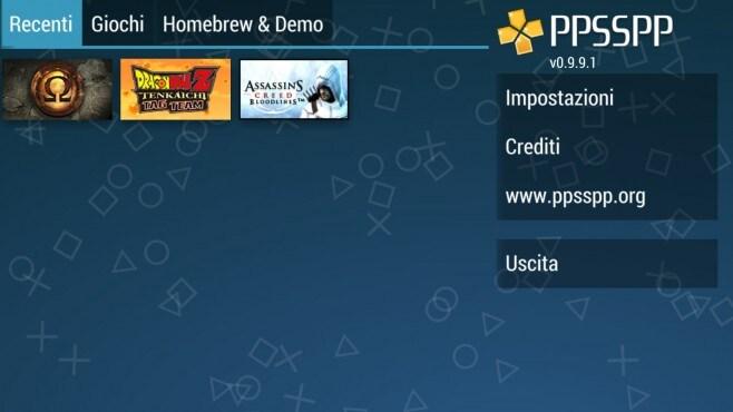PPSSPP screenshot -1