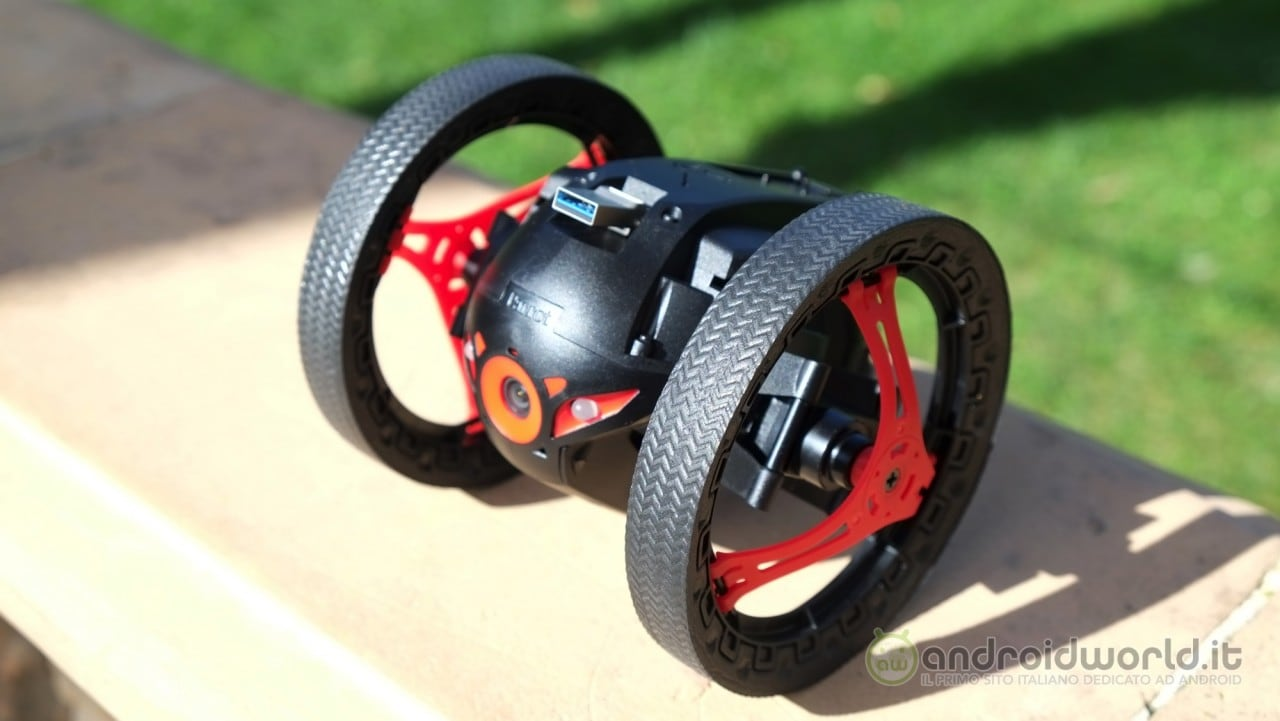 Parrot Jumping Sumo 2 copy