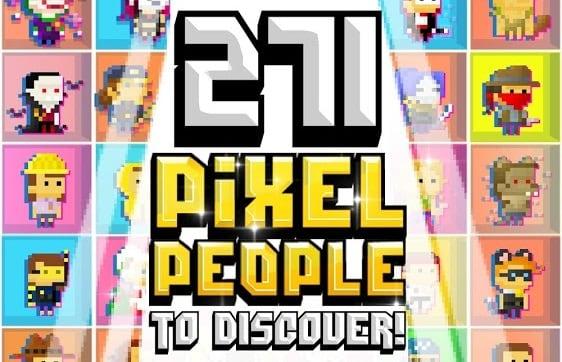 Pixel People - Mini