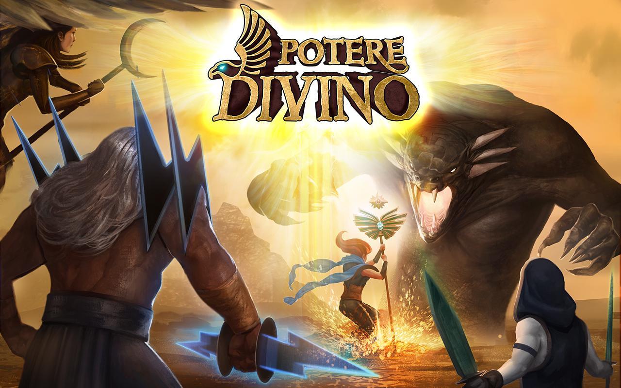 Potere Divino Title