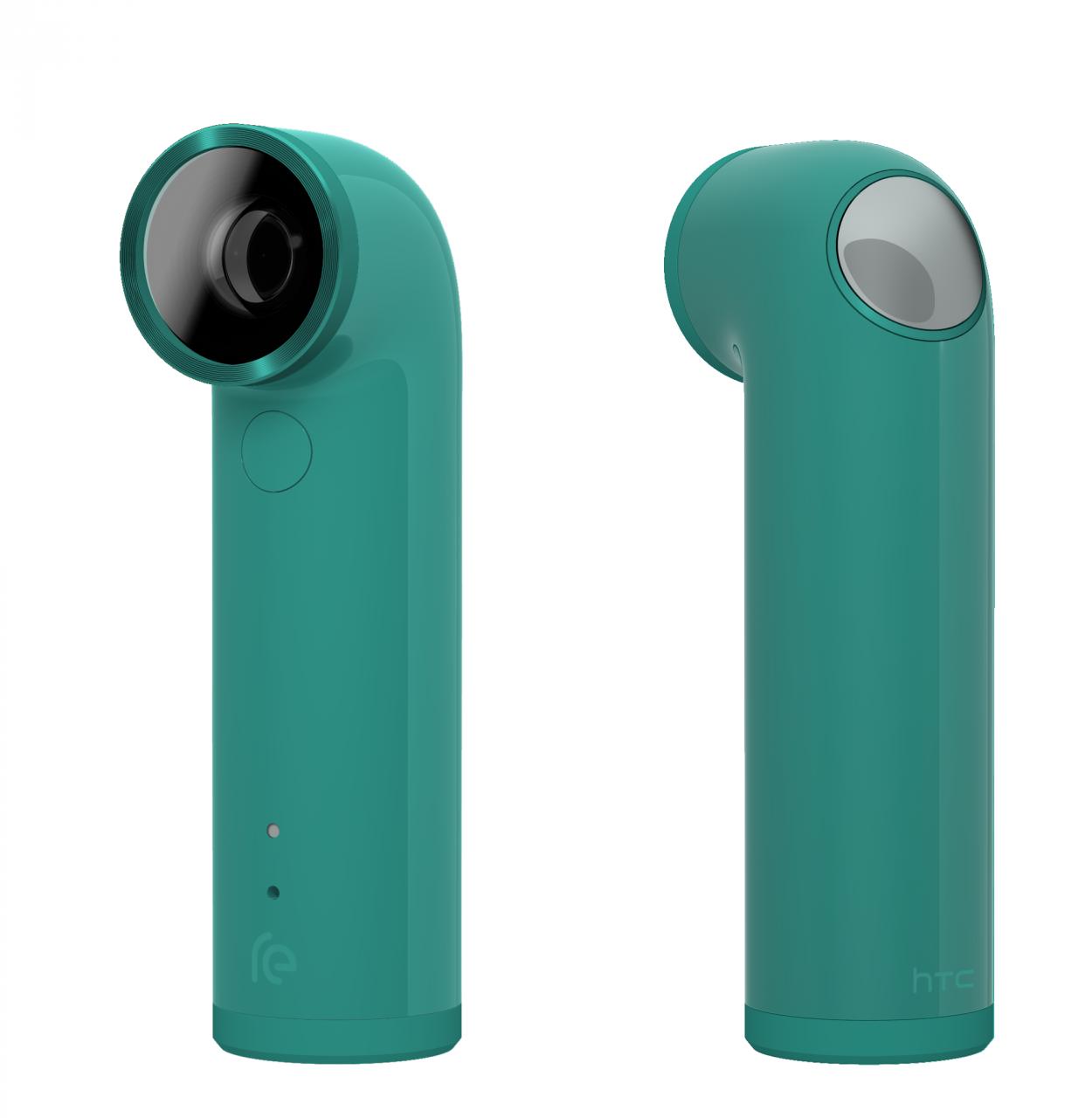 HTC RE ufficiale: una action cam che sembra un periscopio (foto e video)