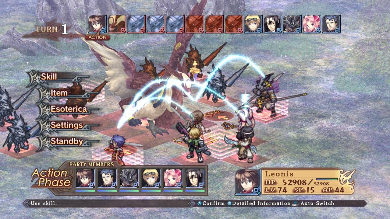 Record of Agarest War Zero: il JRPG con più di 100 ore di gameplay arriva su Android (foto e video)