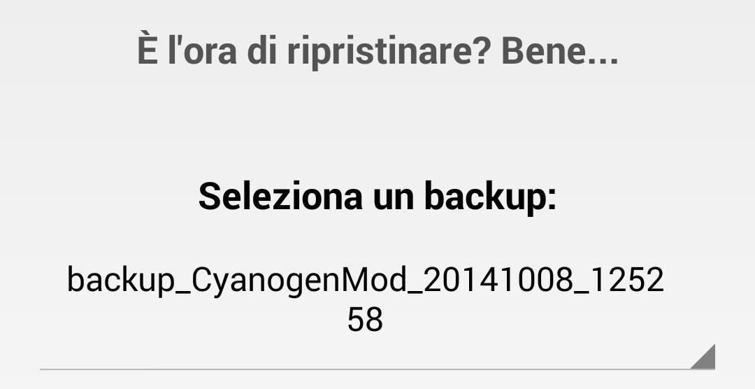 Rom Settings Backup head