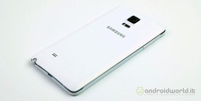 Samsung Galaxy Note 4 5